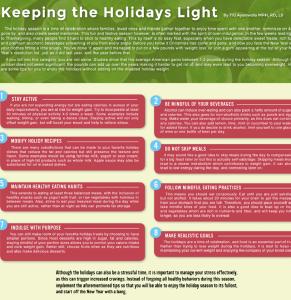 Nov/Dec: The Healthy Alternative