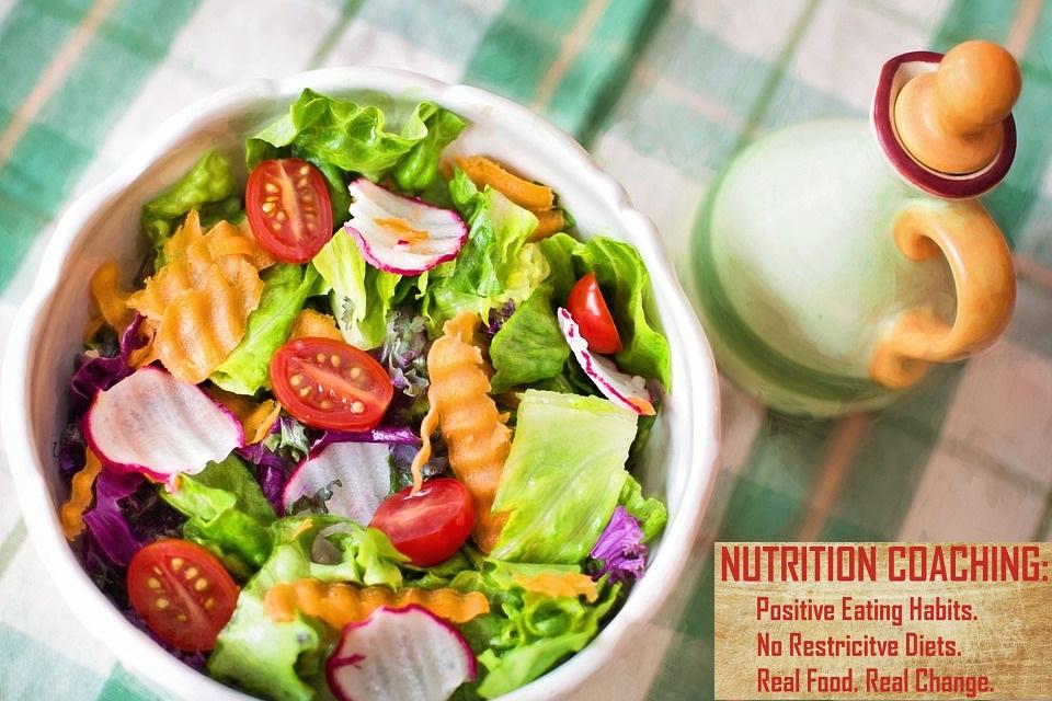 nutrition coach Los Angeles